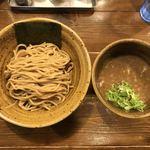 85457731 - ベジポタつけ麺  並  胚芽麺  800円                       1.5倍盛りまで増量無料