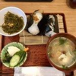 美松 - おむしび定食880円