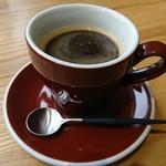 0256 ビストロ&ミールズ - 食後のホットコーヒー