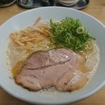 鶏麺亭 - 料理写真:和風鶏白湯塩