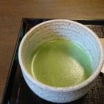 春日荷茶屋 - 抹茶