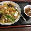 ひさご中華料理 - 料理写真:中華丼(800円)