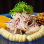 ペルー料理 bepocah - セビチェ