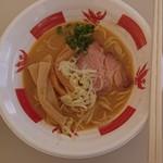 つけめん・らーめん活龍 - 料理写真:福島ラーメンショー雲丹そば