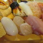 魚路 - 料理写真:お手軽セットプラス穴子1本