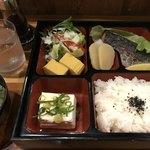 津和野 - 鯖焼き定食