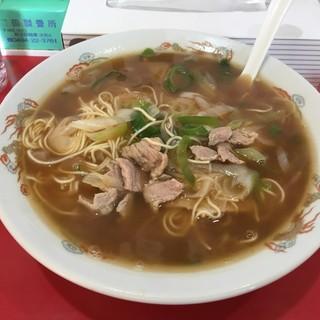 珍達そば - 料理写真: