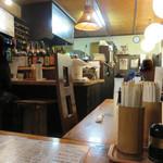 たべ天しゃい - ご近所地元民に愛される超大衆系天ぷら居酒屋です。