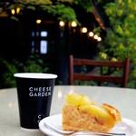 チーズガーデン 塩原珈琲 - 料理写真:塩原珈琲 特製あっぷるぱい
