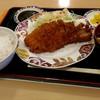 魚一心 - 料理写真:トンカツ定食600円。