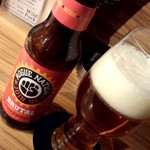 トナカイ - 1杯目のビール