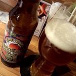 トナカイ - 2杯目のビール
