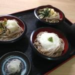 麺元 田舎家 - 三昧蕎麦