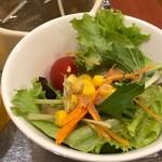 菊竹珈琲堂 - サラダ