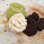 ボラーレ - 201106 ディナー訪問 セットのデザート