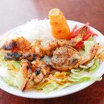 翠鳳 - 【大海老のオーブン焼き】¥2500(外税)