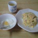 中国家庭料理 誠苑 - デザートに杏仁豆腐がつきます