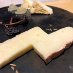 カゼウス - ウォッシュチーズ3種盛り