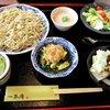 円 - 料理写真:蕎麦御膳!