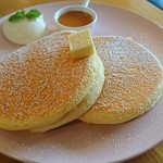 THE PANCAKE ROOM - 料理写真: