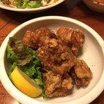 北海道レストラン 知床漁場 - 鶏ザンギ
