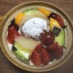 パンジー - 料理写真:鍋ぷりん