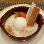 カフェ&スペイン料理 ヒラソル - デザート