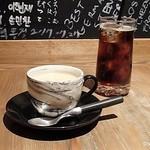 燻製バル モトカラ - 燻製コーヒー
