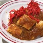 蒙古タンメン中本 - 定食 180円
