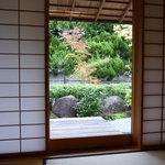 日本料理 子孫 - ☆開けてみると外は…(^◇^)☆