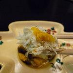 日本料理 子孫 - ☆カニさんがあっさりです☆