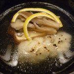 日本料理 子孫 - ☆軽く炙っていますね~☆