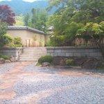フレンチダイニング竜 - 大きな庭