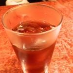 カフェ ジョージズ - アイスコーヒー