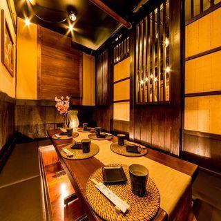 【姫路駅徒歩1分】NEWOPEN!完全個室居酒屋