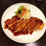 コ・ビアン - チキンカツ定食