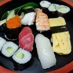 黄舟 - 料理写真:にぎり