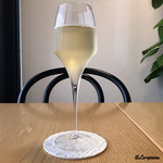 ビストロ スケガワ - Vin Mousseux De Qalite LE BARON Chardonnay Brut