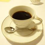 フランス風郷土料理 欅 - コーヒー