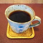 ジャム cafe 可鈴 - 食後のホットコーシー