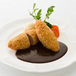 西櫻亭 - サクッとジューシーな美味しさを自慢のソースで!