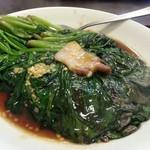 中華菠菜 -