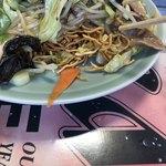 香亭 - この麺が美味い!
