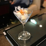 ピーくんカフェ - おつまみチーズ