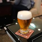 ピーくんカフェ - ビール