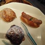 パン パティ アンソロジー - 料理写真:購入品