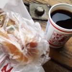 パン パティ アンソロジー - 塩フランクドッグ