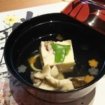 日本料理 潤花 - ホタルイカの椀