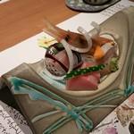 日本料理 潤花 - お造り