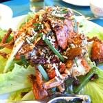 天虹海鮮酒家 - 渡り蟹